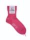 MARCOMONDE high grade silk socks / black