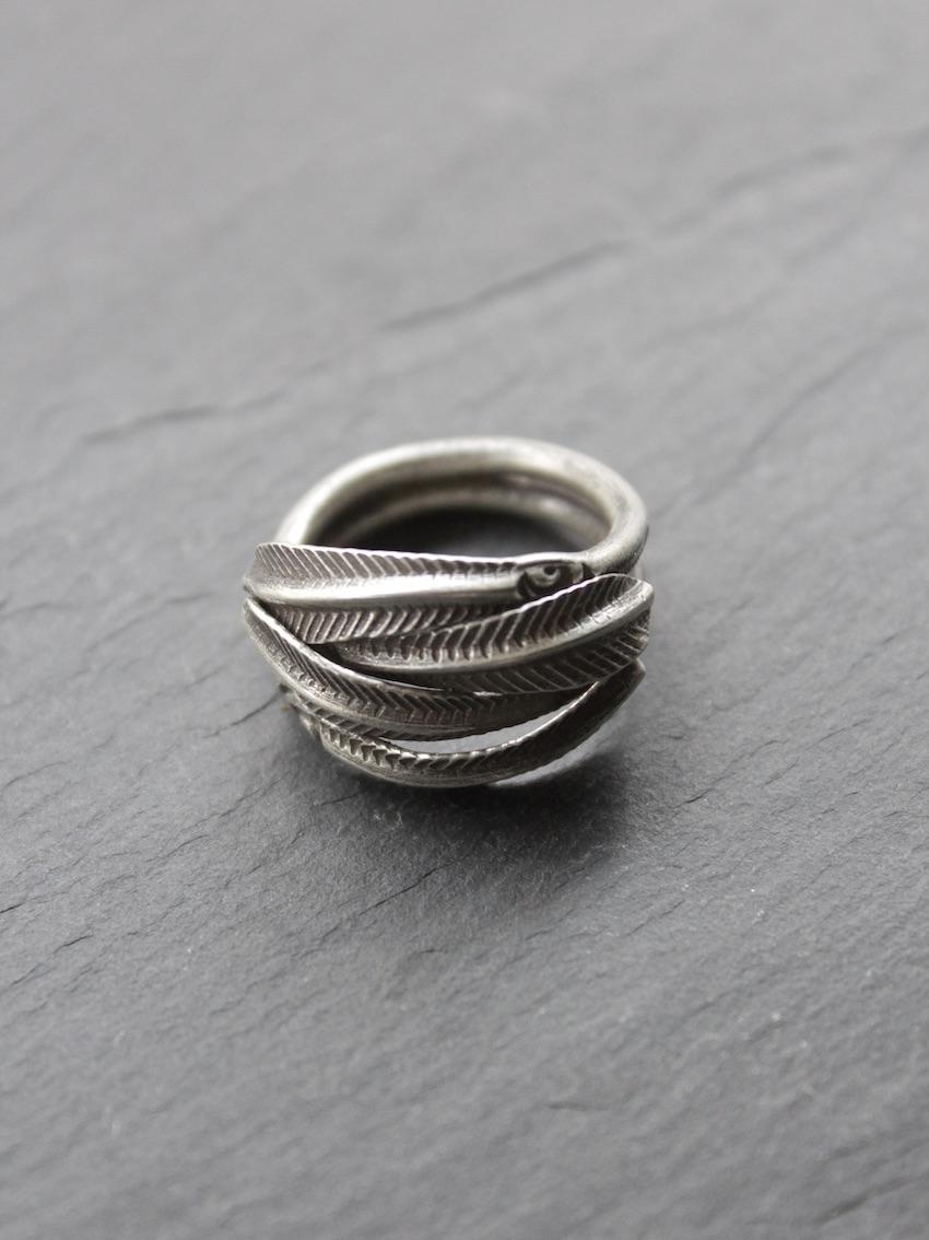 "karen silver accessory ""ring16.5"" r-21"