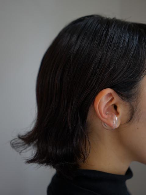 bubun / solo - HOOP [M] - earcuff
