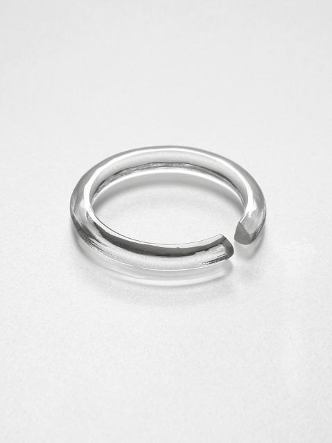 bubun / solo - HOOP [L] - earcuff