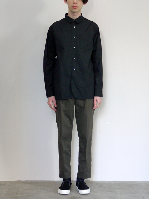 "KESTIN HARE / Liverpool Shirt ""black"""