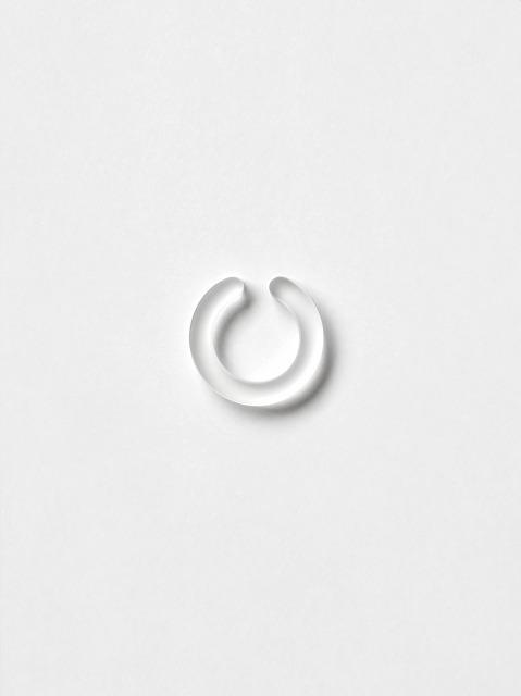 bubun / blank - HOOP [S] - earcuff