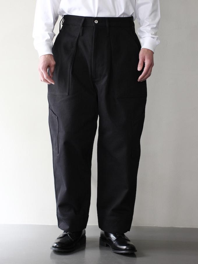 """TUKI /combat pants """"black"""""""