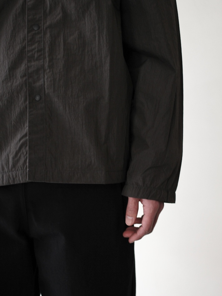 "ENDS and MEANS / LIGHT JACKET ""forest green"""