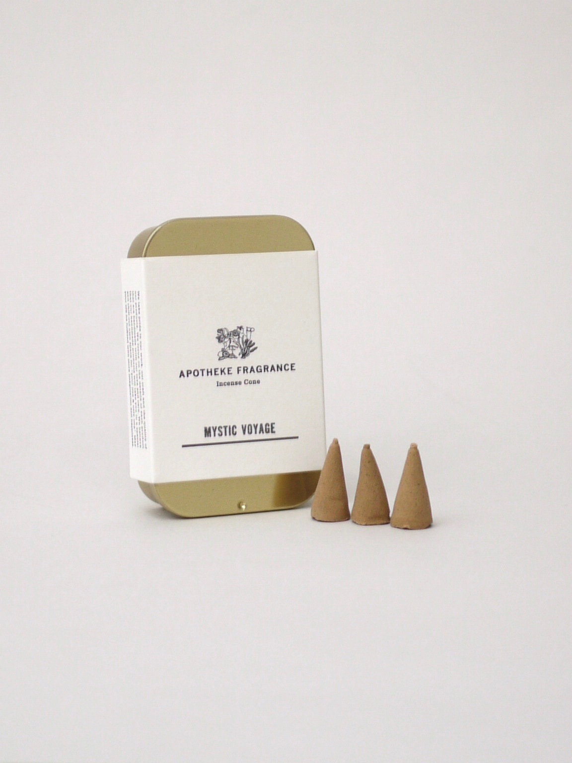 APOTHEKE FRAGRANCE Incense cone