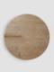 【販売開始 5/29(土)12:00〜】内田 悠 / 平皿� イタヤカエデ(鉄媒染) - Φ300