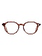 kearny / grant clear brown (clear lens)