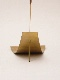 APOTHEKE FRAGRANCE Brass Incense Stand