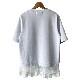 【即納可】MUVEIL 2021CRUISE COLLECTION 裾スカラップTシャツ(ミュベール)ma204uts002