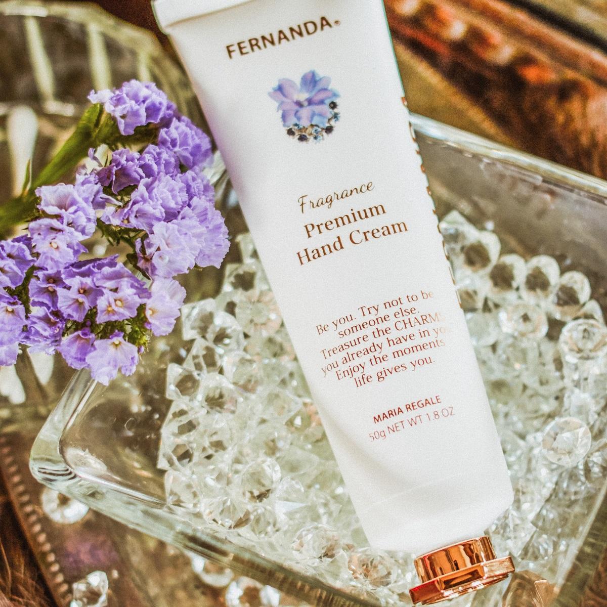 Fragrance Premium Hand Cream (Maria Regale)/フレグランスプレミアムハンドクリーム(マリアリゲル)