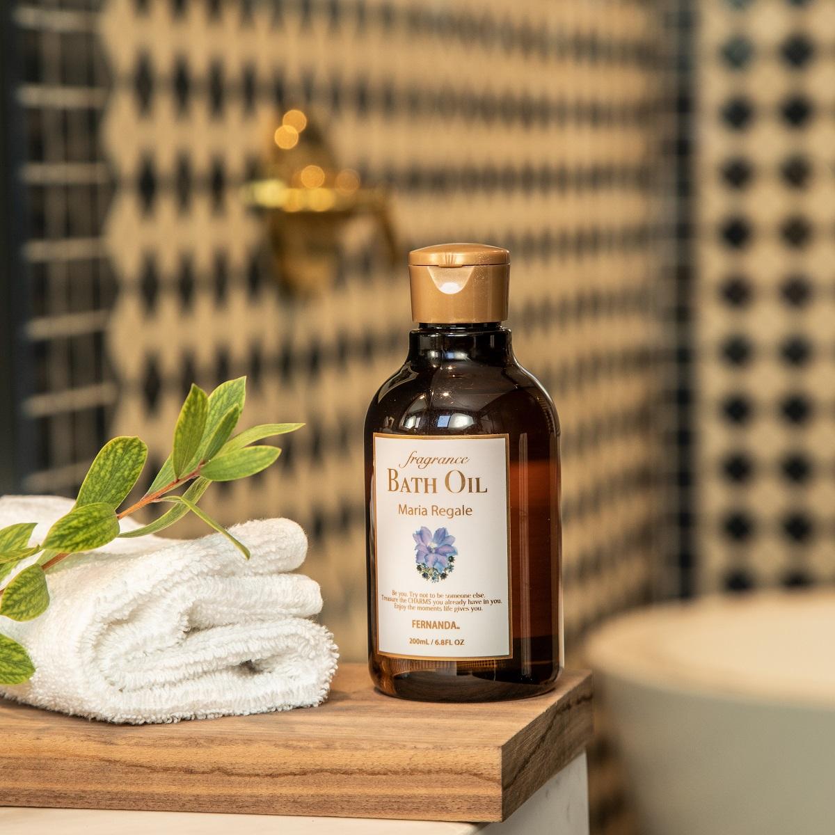 Fragrance Bath Oil (Maria Regale)/フレグランスバスオイル(マリアリゲル)