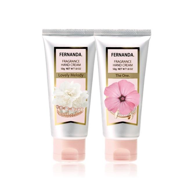 Fragrance Hand Cream Set(Lovely Melody&The One.)/フレグランスハンドクリーム セット(ラブリーメロディ&ザワン.)