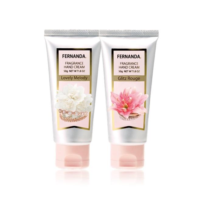 Fragrance Hand Cream Set(Lovely Melody&Gritzrouge)/フレグランスハンドクリーム セット(ラブリーメロディ&グリッズルージュ)