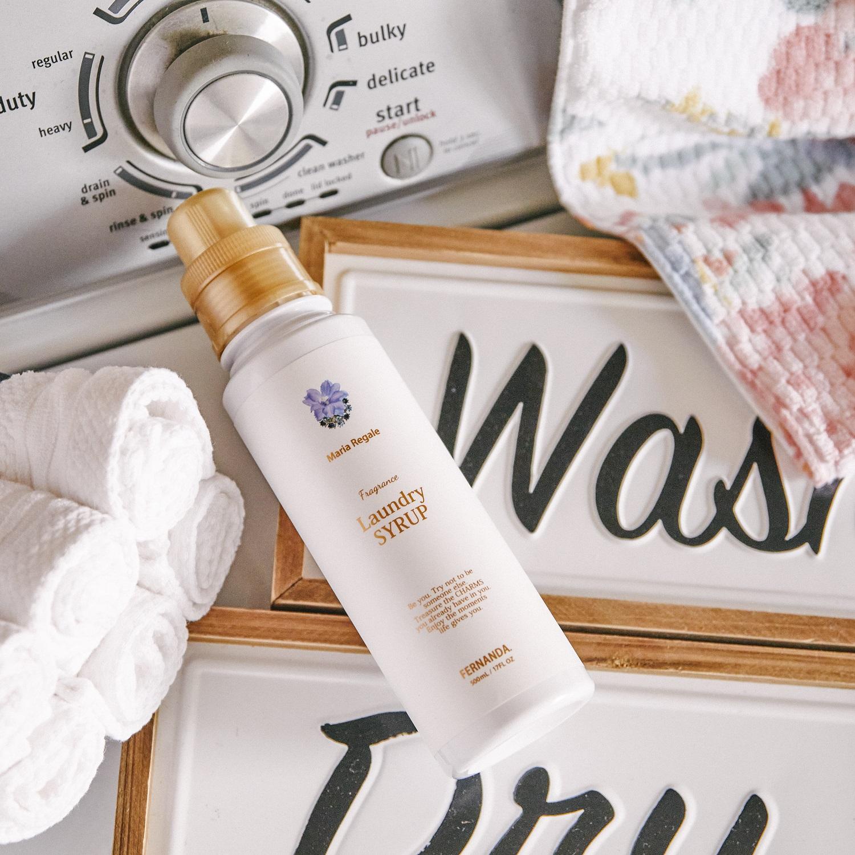 Fragrance Laundry Syrup(Maria Regale)/フレグランスランドリーシロップ(マリアリゲル)