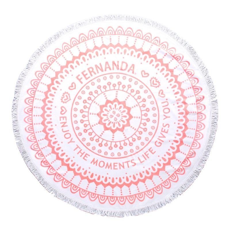 FERNANDA Circle Towel/フェルナンダ サークルタオル