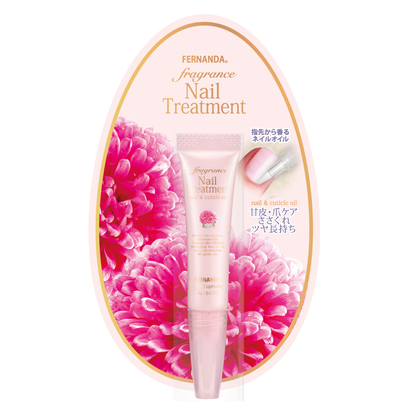Fragrance Nail Treatment(Pink Euphoria)/フレグランスネイルトリートメント(ピンクエウフォリア)