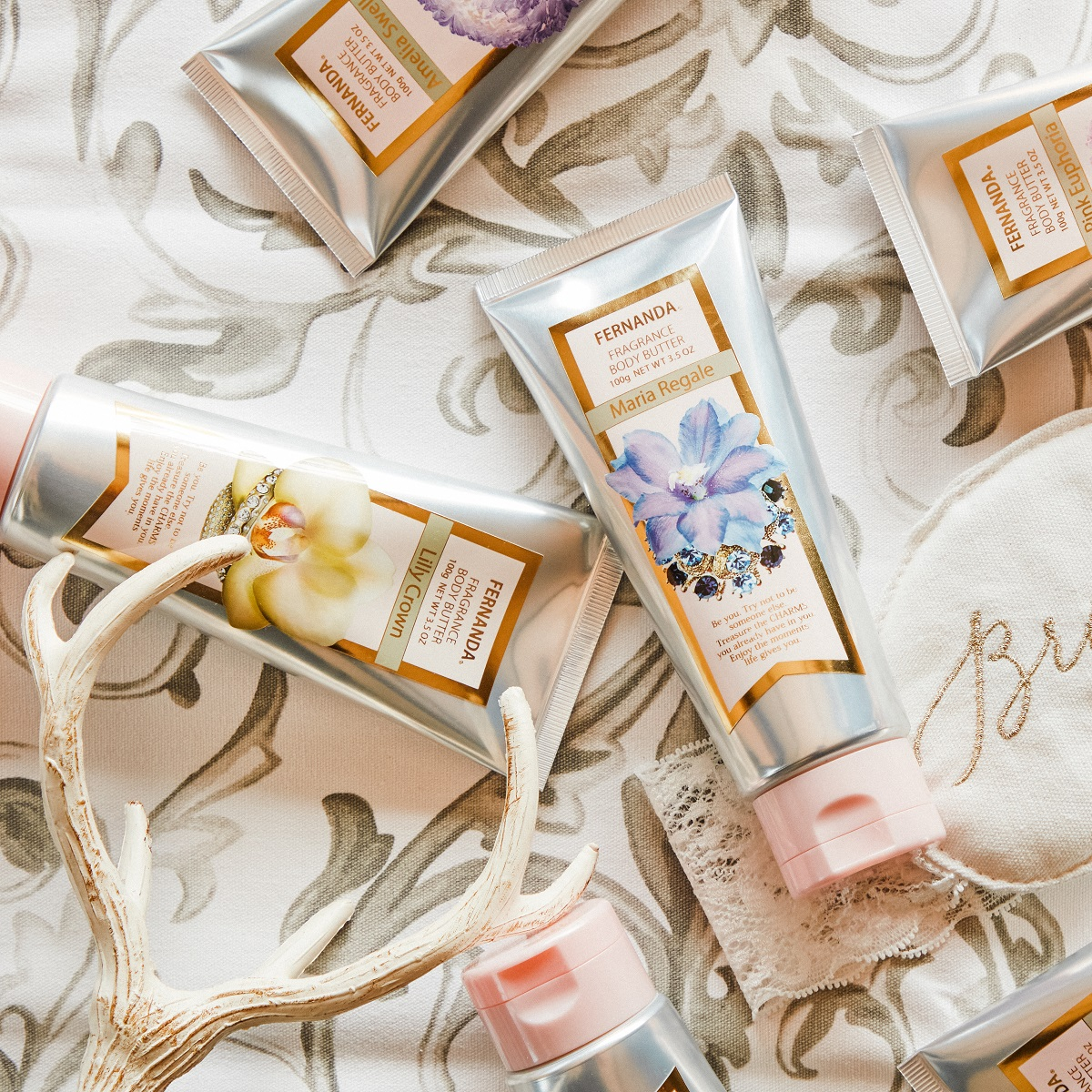 Fragrance Body Butter(Maria Regale)/フレグランスボディバター(マリアリゲル)