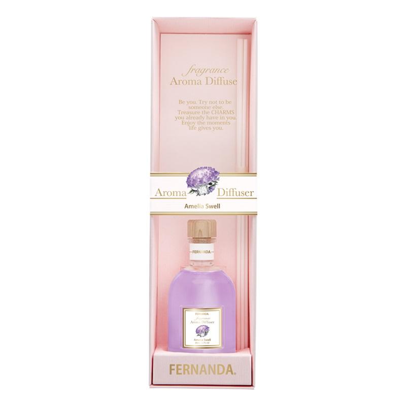 Fragrance Aroma Diffuser (Amelia Swell)/フレグランスアロマディフューザー(アメリアスウェル)