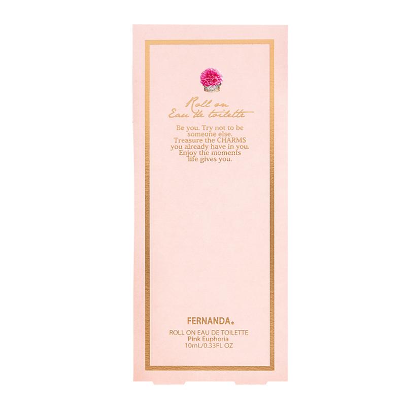 Roll on Fragrance(Pink Euphoria)(Eau de Toilette)/ロールオンフレグランス(オードトワレ)(ピンクエウフォリア)