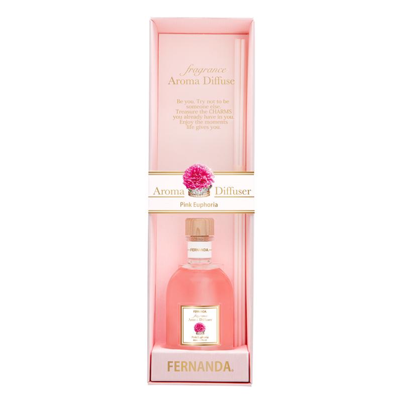 Fragrance Aroma Diffuser (Pink Euphoria)/フレグランスアロマディフューザー(ピンクエウフォリア)