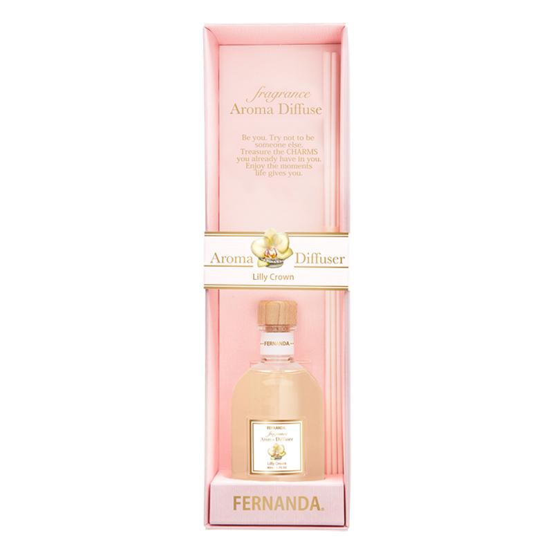 Fragrance Aroma Diffuser (Lilly Crown)/フレグランスアロマディフューザー(リリークラウン)