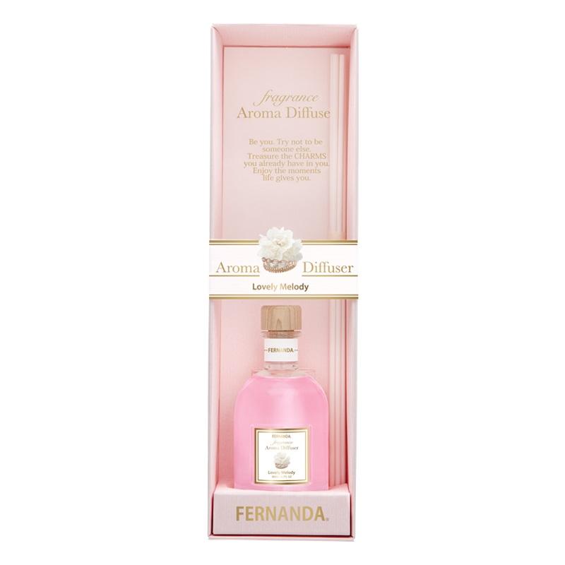Fragrance Aroma Diffuser (Lovely Melody)/フレグランスアロマディフューザー(ラブリーメロディ)