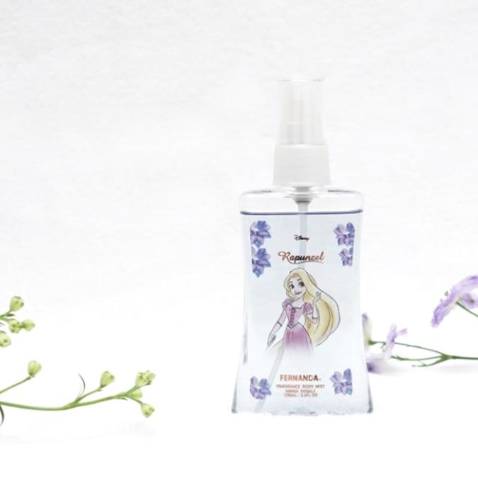 Disney Collection Fragrance Body Mist Rapunzel(Maria Regale)/ディズニーコレクション フレグランスボディミスト ラプンツェル(マリアリゲル)