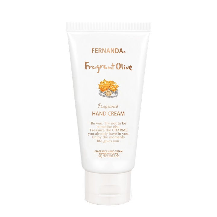 Fragrance Hand Cream (Fragrant Olive)/フレグランスハンドクリーム(フレグラントオリーブ)