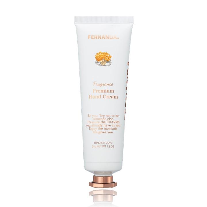 Fragrance Premium Hand Cream (Fragrant Olive)/フレグランスプレミアムハンドクリーム(フレグラントオリーブ)