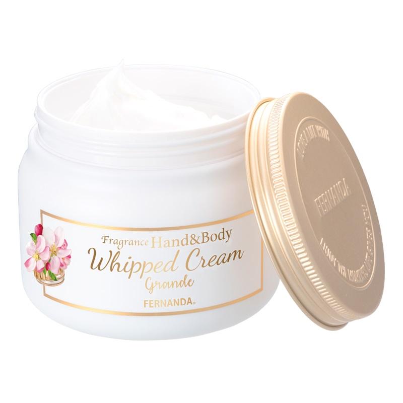 Fragrance Hand & Body Whipped Cream Grande (Primeiro Amor)/フレグランスハンド&ボディホイップクリーム グランデ(プリメイロアモール)
