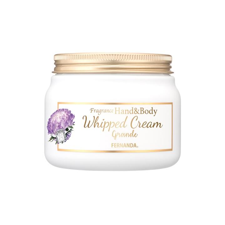 Fragrance Hand & Body Whipped Cream Grande (Amelia Swell)/フレグランスハンド&ボディホイップクリーム グランデ(アメリアスウェル)