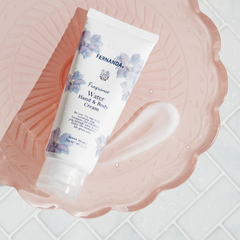 Fraggrance Water Hand&Body Cream(Maria Regale)/フレグランスウォーターハンド&ボディクリーム(マリアリゲル)