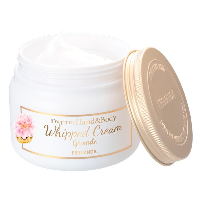 Fragrance Hand & Body Whipped Cream Grande (Enchant Scotia)/フレグランスハンド&ボディホイップクリーム グランデ(エンシャントスコティア)