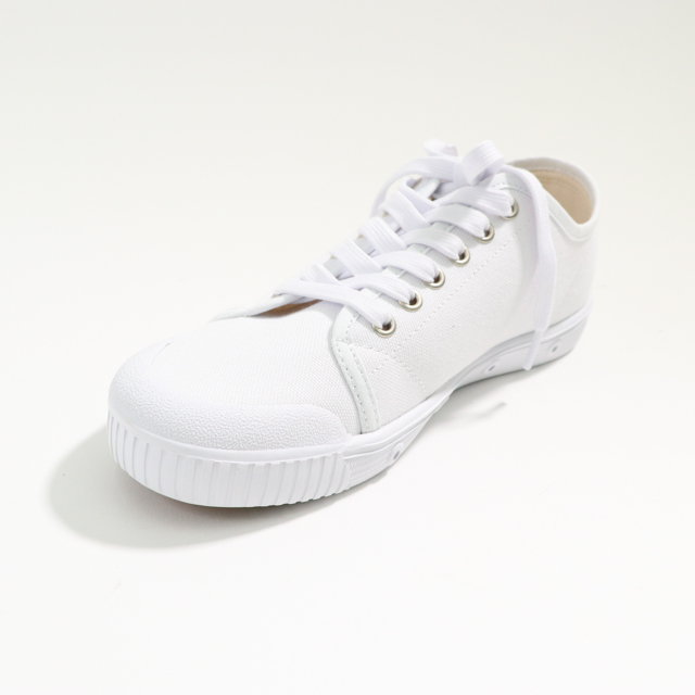 Spring Court G2クラシックローカットモデルスニーカー - White