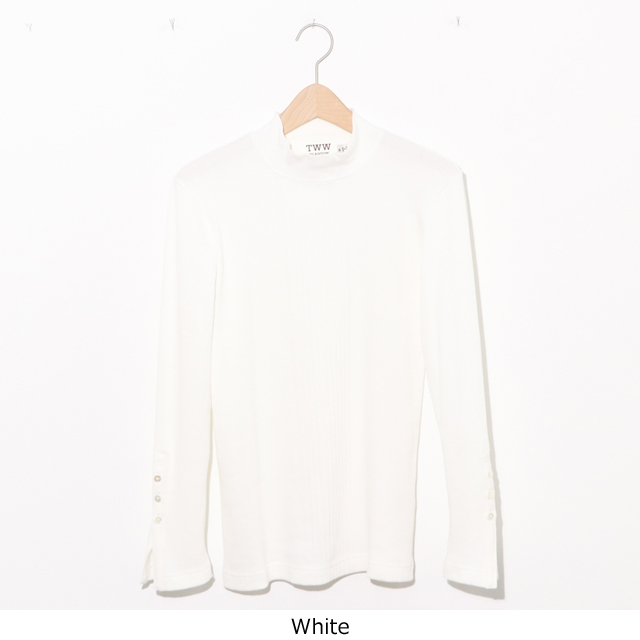 Traditional Weatherwear MOCK NECK RIB PULL OVER