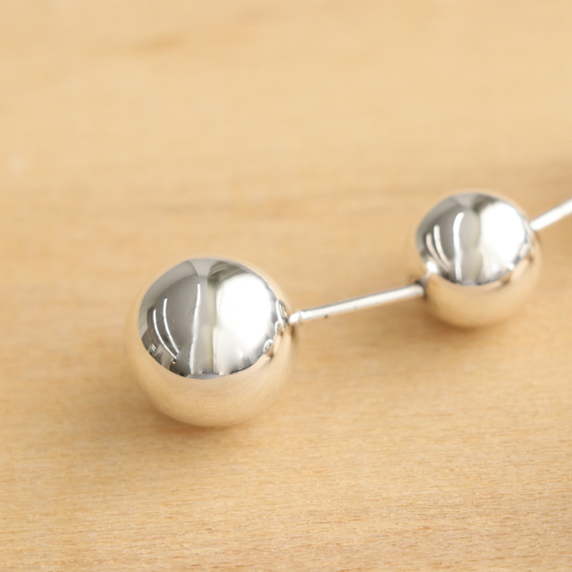 H/アッシュ Silver Ball Pierce