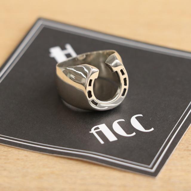 H/アッシュ GL Ring (馬蹄)