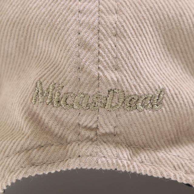 MICA&DEAL new era コラボレーションキャップ
