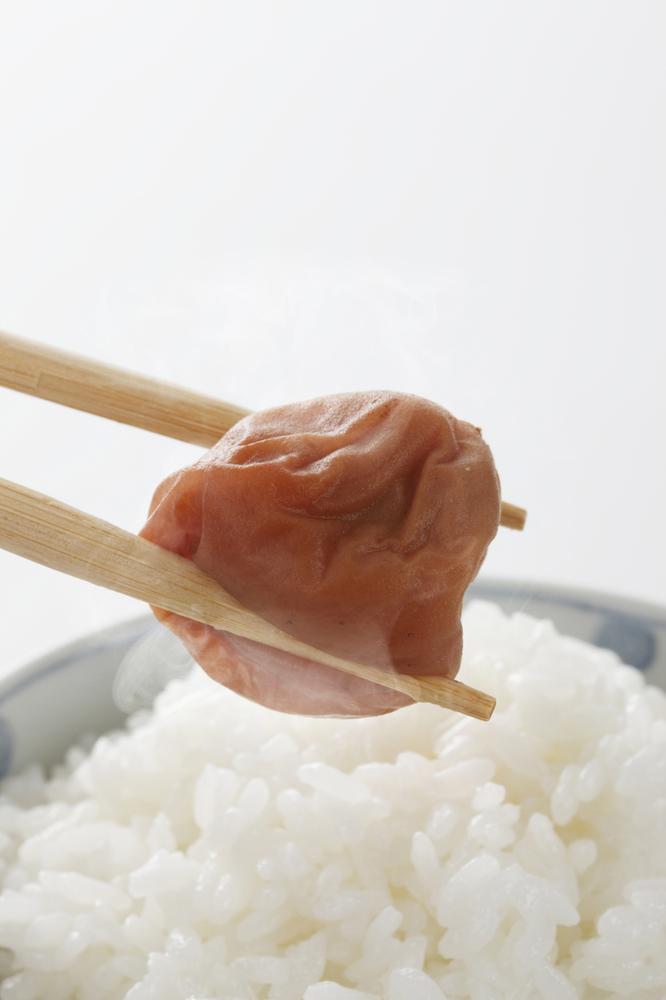(従業員販売用)食堂の梅干し しそ漬け 塩分8%