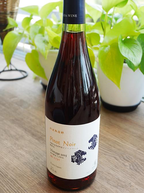 白ワイン 京都 丹波鳥居野ソーヴィニヨン・ブラン 2017