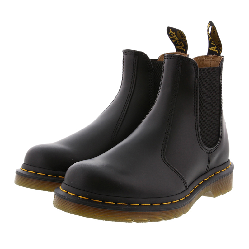Dr.Martens 2976 CHELSEA BOOT YELLOW STITCH - 22227001