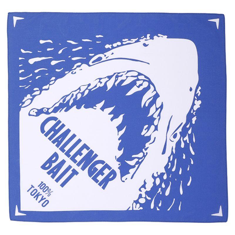 CHALLENGER CHALLENGER BAIT BANDANA - CLG-AC020-065