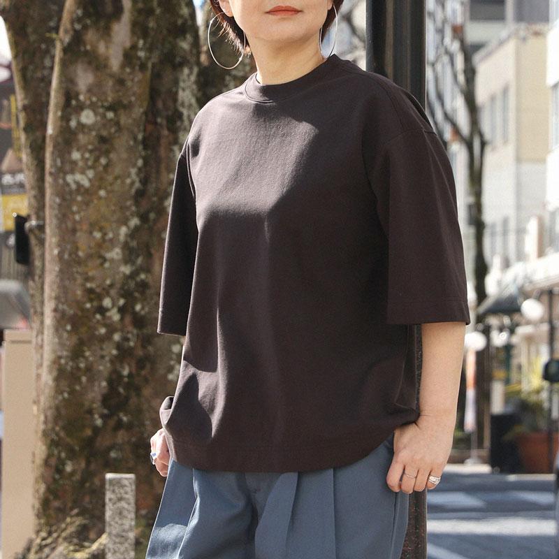 Shinzone SMART TEE SHIRT - 21SMSCU04