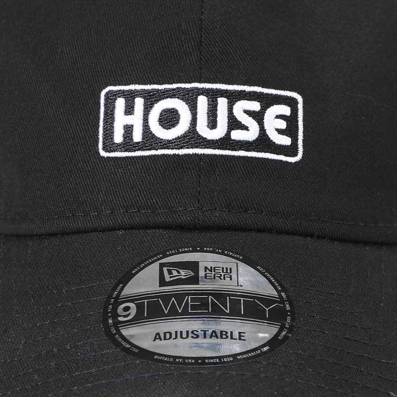 【SALE】IN THE HOUSE × New Era 9TWENTY LOGO CAP - ITH-0048