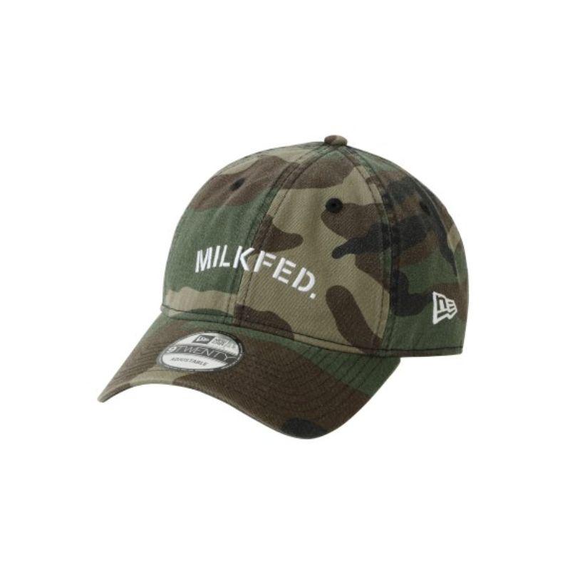 【30%OFF】MILKFED. x NEWERA ARCH LOGO CAP - 103203051008