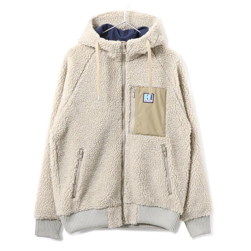 【30%OFF】HELLY HANSEN WOMENS FIBERPILE THERMO Hoodie - HOE51964W