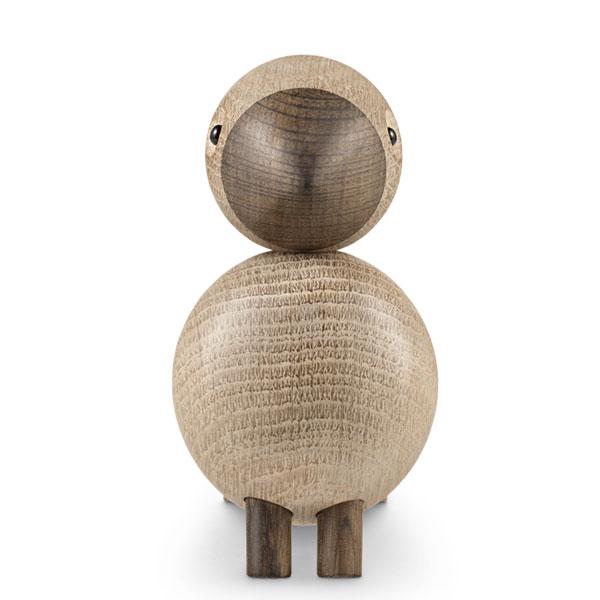 Kay Bojesen(カイ・ボイスン) SongBird(ソングバード)Alfred(アルフレッド)木製オブジェ デンマーク 39408