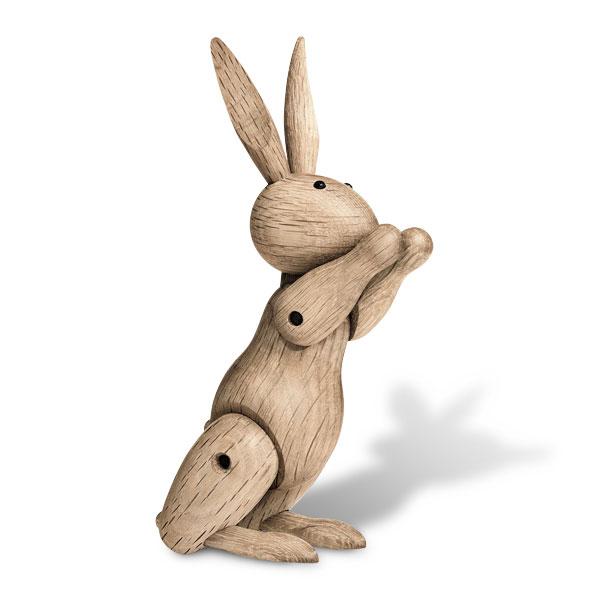 Kay Bojesen(カイ・ボイスン) Rabbit(ラビット)ウサギ 39203 木製オブジェ デンマーク