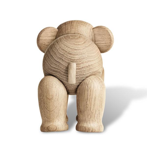 Kay Bojesen(カイ・ボイスン) Elephant(エレファント)ゾウ 39252 木製オブジェ デンマーク