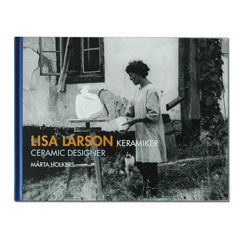 「LISA LARSON KERAMIKER ceramic designer」図録・作品集/リサラーソン